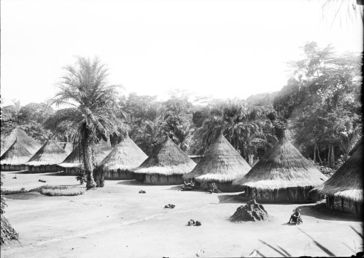 Kongoli's Village,