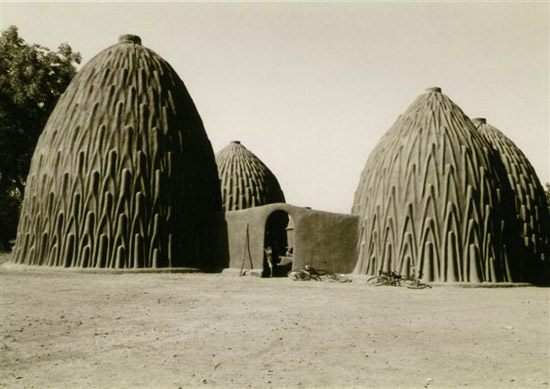 musgum earth architecture