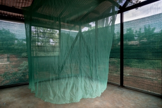 Shade net cladding 2