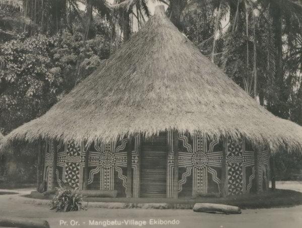 Mangbetu House