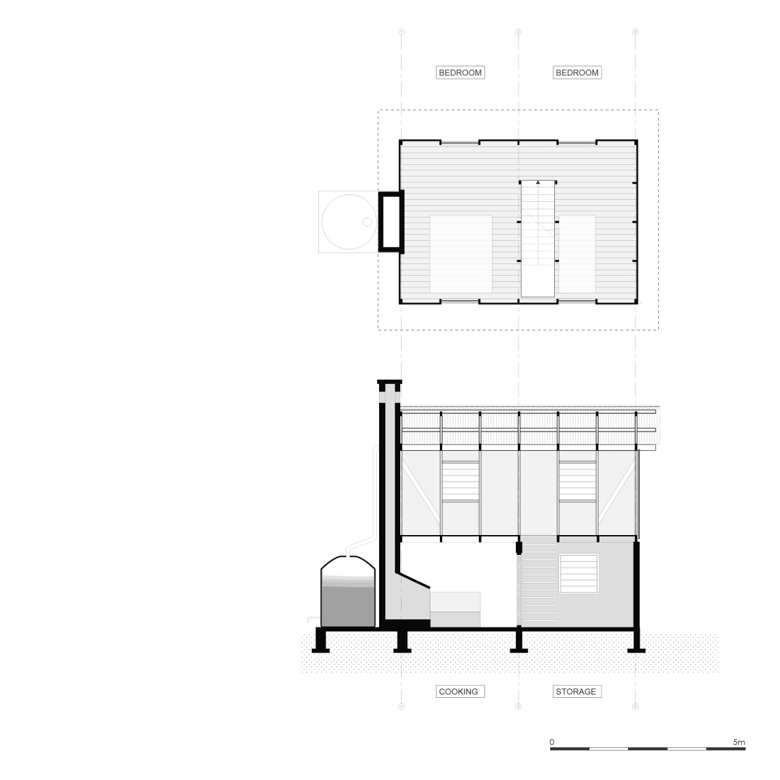 Prototype house Double st-02-02