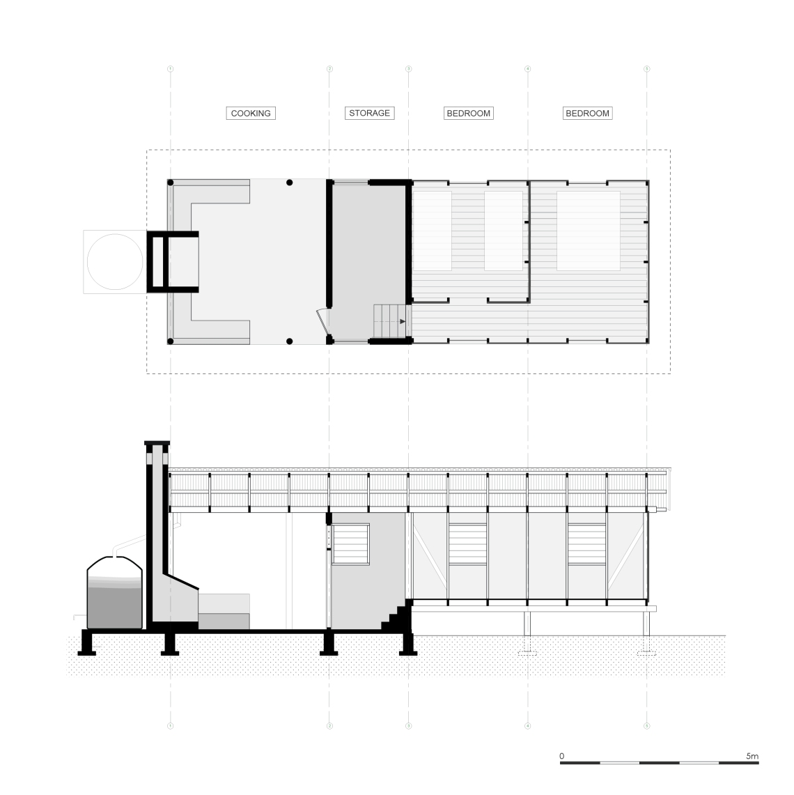 Prototype house Single st-01-01